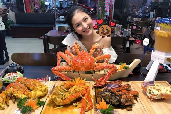 Chén thả ga không lo về giá với các quán hải sản ngon ở Tây Ninh