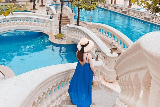 Review những resort Bãi Sau Vũng Tàu view xịn, hồ bơi riêng sang chảnh