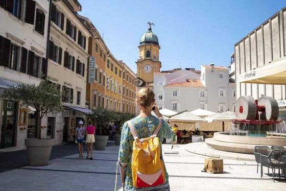 Những điểm đến nổi tiếng ở Rijeka Croatia - thủ đô Văn hóa của Châu Âu