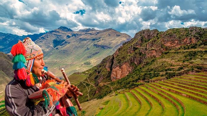 Thung lũng thiêng Peru