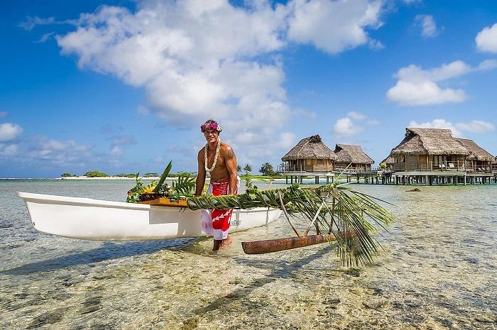Văn hóa Polynesia - Vùng biển Nam Thái Bình Dương