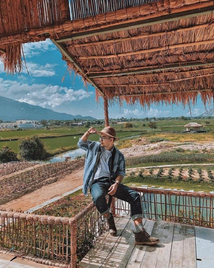 Vẻ đẹp ở phim trường Du Long Ninh Thuận