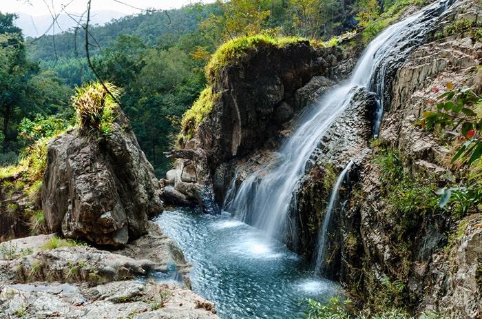 About Ta Gu Waterfall Khanh Hoa