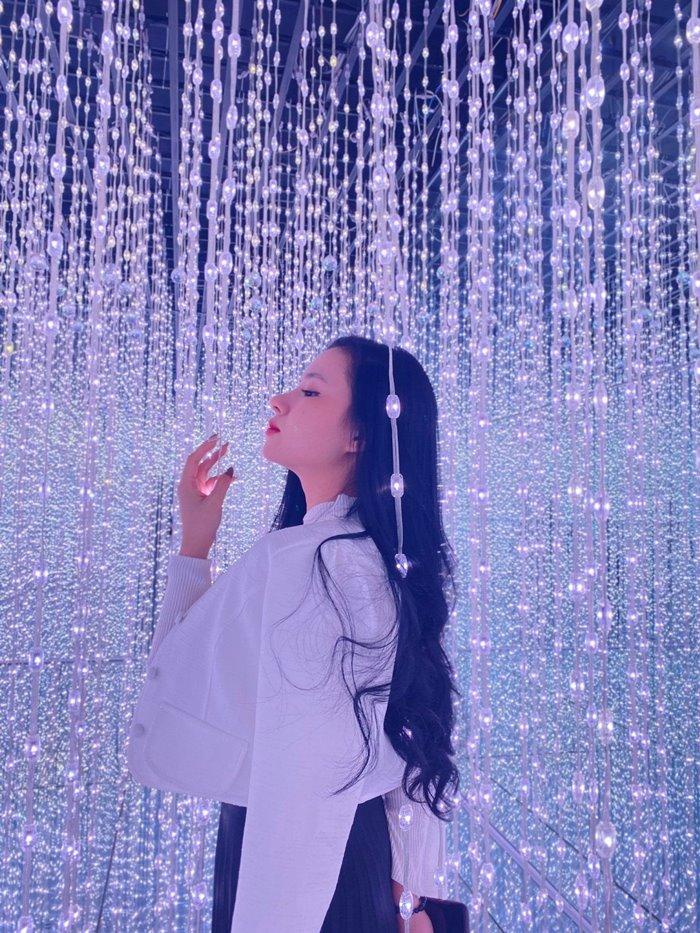 Vườn Ánh Sáng Lumiere Đà Lạt  mê cung ánh sáng