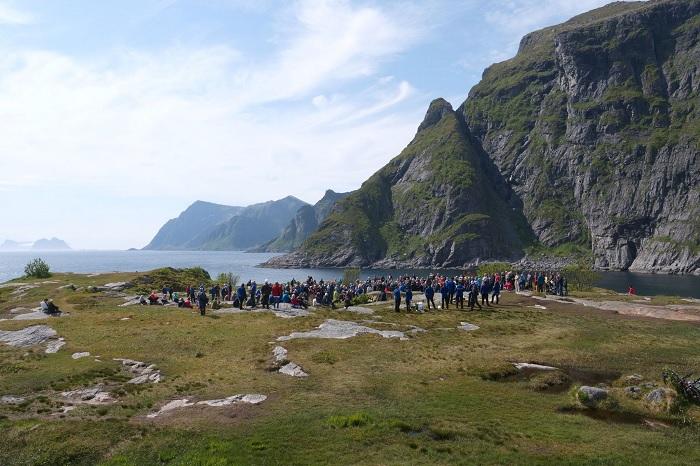 Vườn quốc gia Lofotodden - Quần đảo Lofoten