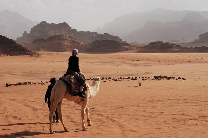 Khám phá sa mạc ở Jordan - Kinh nghiệm du lịch Trung Đông
