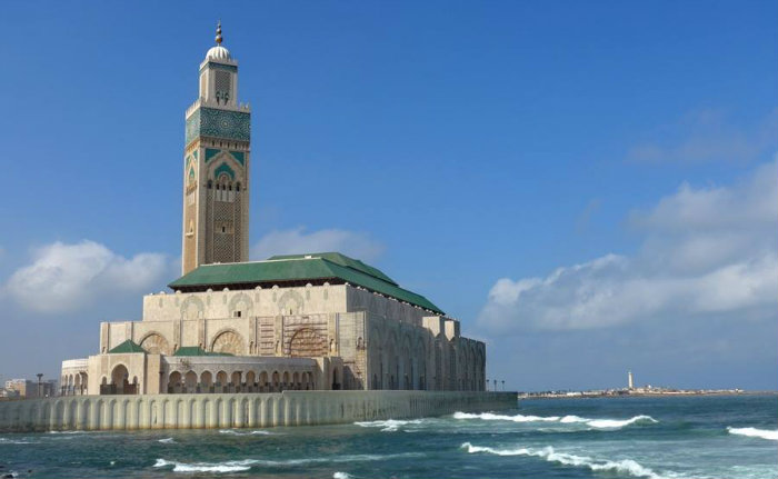 Tourist city Casablanca, the most romantic stop in Morocco