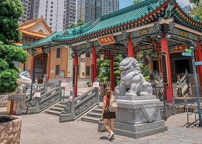 Khám phá đền Wong Tai Sin – ngôi đền linh thiêng bậc nhất Hong Kong