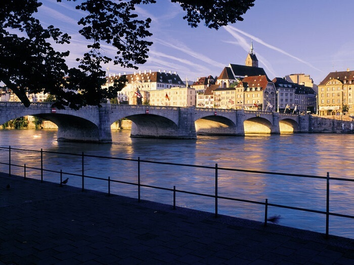 All experiences in Basel Switzerland travel are very detailed