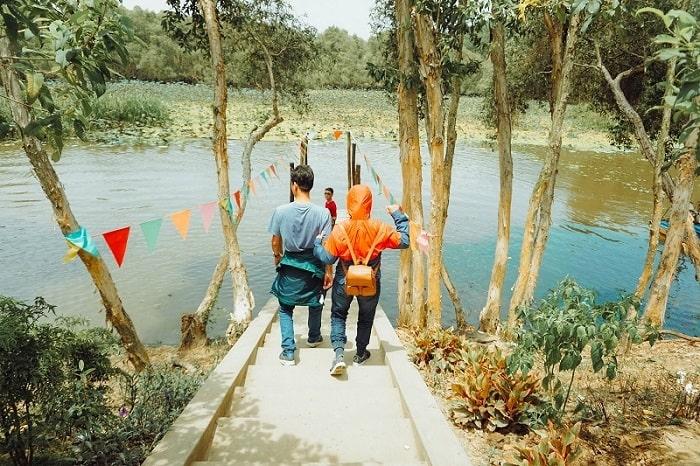 Đi Check-in Rừng Tràm Trà Sư Ngay Trước Khi Hết Mùa Nước Nổi!