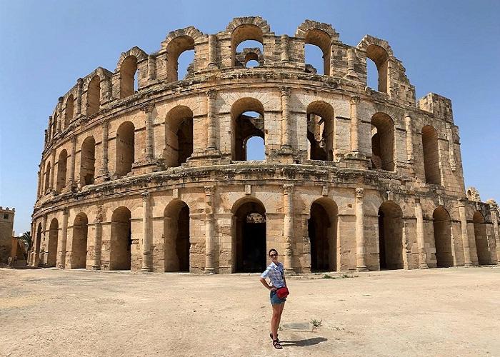 Khám phá Nhà hát vòng tròn El Djem – kiến trúc La Mã ấn tượng nhất thế giới còn sót lại