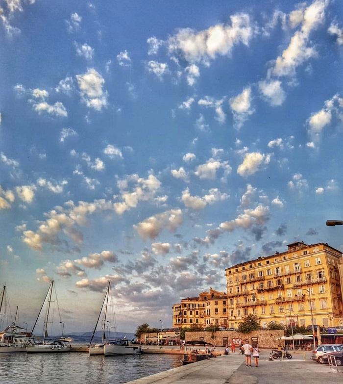 Kinh nghiệm du lịch Corfu Hy Lạp