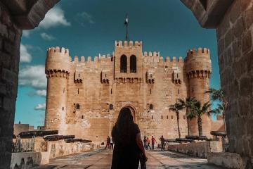 Alexandria - một trong những thành phố cổ vĩ đại nhất trên thế giới