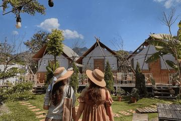 'Lịm tim' với 5 homestay đẹp ở Mộc Châu dành cho dân mê sống ảo