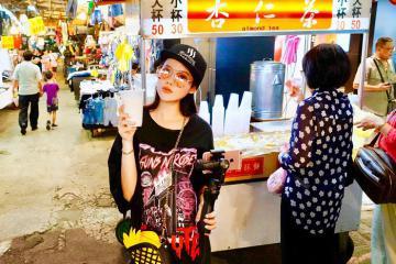 Thưởng thức trọn vị ẩm thực Đài Loan tại Chợ đêm Nhiêu Hà