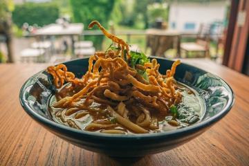 Đến đất nước Chùa Vàng và thưởng thức 5 món ăn ngon nhất Chiang Rai