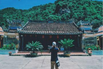 Chùa Hải Tạng – ngôi cổ tự linh thiêng trên đảo Cù Lao Chàm