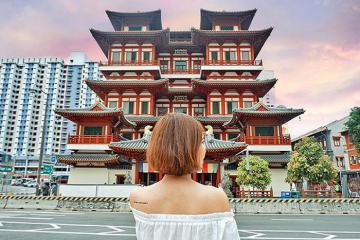 Ưu đãi tour Singapore dịp cuối năm giá chỉ từ 6,99 triệu đồng