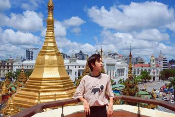 Chùa Sule - ngôi chùa ai cũng muốn đến một lần khi du lịch Myanmar