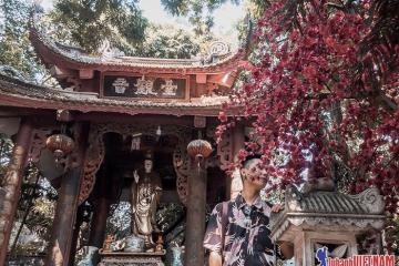 Ghé thăm chùa Thầy - 'Sơn Đoòng' thu nhỏ ngay tại Hà Nội