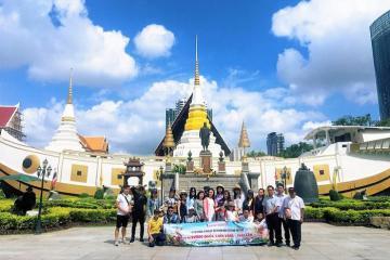 Tour Thái Lan bay thẳng từ Hải Phòng trọn gói chỉ từ 4,9 triệu đồng