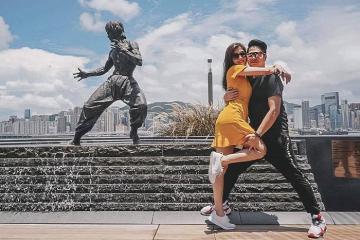 Đại lộ danh vọng Hong Kong – điểm đến yêu thích của khách du lịch
