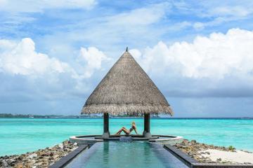 Vui chơi thả ga tại Kuda Resort trên đảo Hurra Maldives