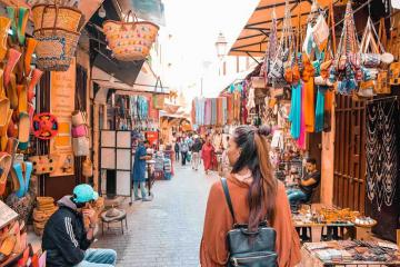 Những điều kỳ thú khi du lịch đất nước Tunisia