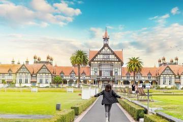 Cách đi du lịch New Zealand tự túc tiết kiệm chi phí nhất