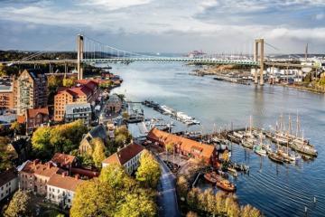 Định vị ngay những điểm du lịch không thể bỏ lỡ tại Thụy Điển!