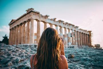 Kinh nghiệm ăn chơi khi du lịch Athens Hy Lạp 3 ngày