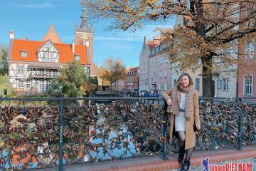 Cảm nhận của cô gái Việt về thủ đô Warsaw Ba Lan