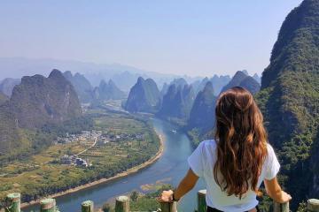 Lạc vào Dương Sóc cổ trấn - khu phố Tây yên bình nhất Châu Á