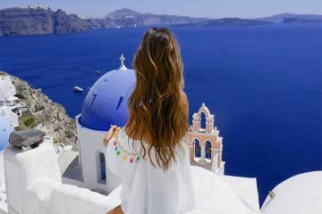 Ở đâu, đến đâu và ăn gì khi du lịch Santorini?