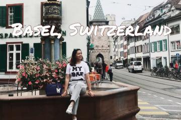 Basel Thụy Sĩ - thành phố yên bình bên dòng sông Rhine thơ mộng