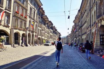 Thủ đô Bern Thụy Sĩ - không tráng lệ nhưng mang nét quyến rũ riêng