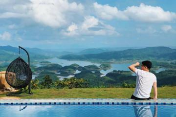 Xiêu lòng trước 4 hồ nước đẹp nhất Việt Nam, thả ga check in cực ảo