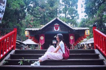 Lạc bước vào ngôi làng Yêu Quái dễ thương ở Đài Loan