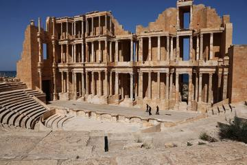 Lâu đài cổ ở Libya có gì mà hút khách du lịch tới vậy?