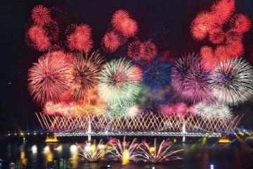 Tìm hiểu về lễ hội bắn pháo hoa Busan 2019