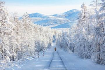 Thông tin về ngôi làng lạnh nhất thế giới dành cho du khách yêu mùa đông
