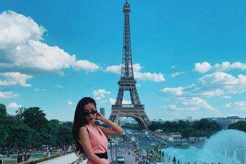 Nhất định phải check-in Paris cho bằng hết sự lãng mạn