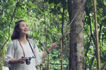 Khám phá thiên nhiên kỳ thú tại khu du lịch rừng Madagui
