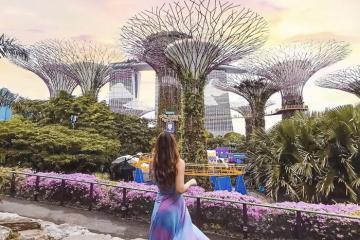 9 địa điểm du lịch Singapore đẹp mê ly dành cho giới trẻ