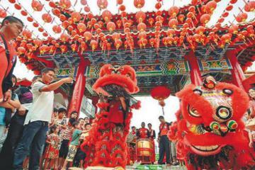 Đặc sắc các phong tục Tết cổ truyền của Trung Quốc