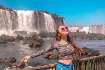 Du lịch Bắc Mỹ khám phá thác Niagara hùng vĩ