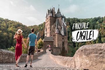 Top 14 những tòa lâu đài đẹp nhất nước Đức chờ bạn đến khám phá