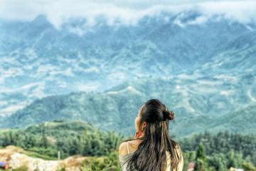 Kinh nghiệm du lịch Sapa tháng 10 ngắm mùa lúa vàng trên bản
