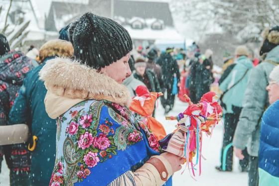 Rộn ràng lễ hội tiễn mùa đông Maslenitsa ở nước Nga