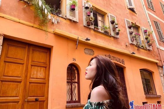 Cuốn hút trước vẻ đẹp của thành phố Nice nước Pháp thơ mộng